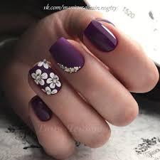 flower nail art - The Best Images | BestArtNails.com