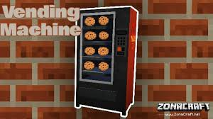 Vending Machine Mod 111 2 Adorable Vending Machine Mod Para Minecraft 48484848 ZonaCraft