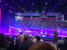 Disney On Ice View April 2017 Picture Of Motorpoint