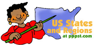 Free Powerpoint Presentations About 50 Us States For Kids Teachers