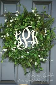 summer wreaths for front doorFRONT DOOR WREATH SUMMER 2013  StoneGable