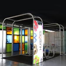 Photo Booth Design Hot Item 20x15ft Booth Design Trade Show Display Stand Expo Exhibition Fair Modular Systems