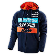 Fall And Winter Clothes Custom Men Ktm Racing Buggy