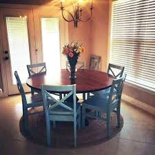 inch round dining table set kitchen tables 60 retro 60s and chairs