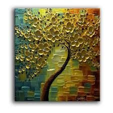image is loading yasheng art 3d oil paintings on canvas golden
