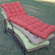 O Outdoor Chaise Lounge Cushion  Walmartcom