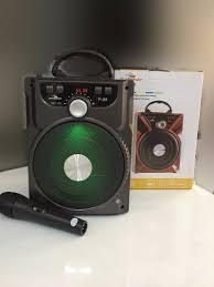 Loa bluetooth p88 kèm mic| loa karaoke bluetooth, giá tốt nhất 390,000đ!  Mua nhanh tay!