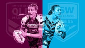 Qld vs NSW Womens State of Origin 2020 ...