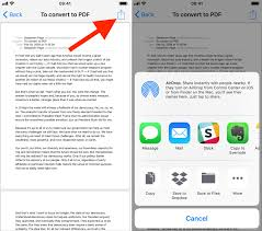 How To Save An Email As Pdf On Iphone Ipad And Mac