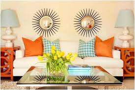 Orange Living Rooms Bedroom Archaiccomely Orange Living Room Decor Archives Home
