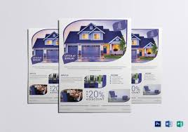 create real estate flyers online free 28 real estate flyer templates free psd ai eps format download