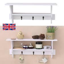 white floating wall shelves wall wood