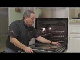 remove the oven door