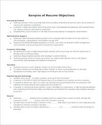 Administrative Assistant Cover Letter Entry Level For Resume Unique Objective Resume Administrative Assistant