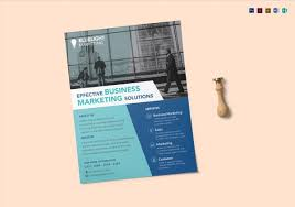 Marketing Flyers Templates Marketing Flyer Template Cti Advertising