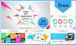 Ppt Template Design Free Free Abstract Powerpoint Templates Design