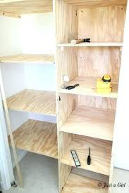 build wood shelves in closet how to build closet cabinets how to add closet more build build wood shelves in closet