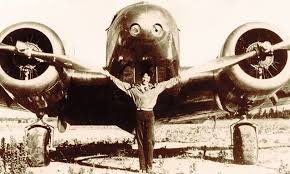 still searching for amelia washington state magazine amelia earhart her lockheed 10 e electra special courtesy the museum of flight