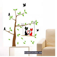 Small Picture wall sticker decal 2017 Grasscloth Wallpaper