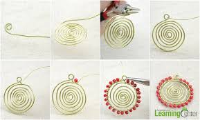 all free jewelry making for you how to make a wire necklace in a sunflower pattern pandahall com