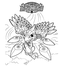 13 Skylanders Drawing Stormblade For Free Download On Ayoqqorg