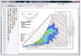 Psychrometric Chart App Ashrae Psychrometric Chart Software Download