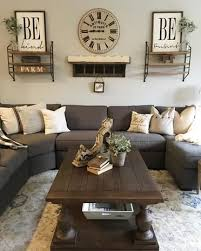 23 farmhouse living room designs