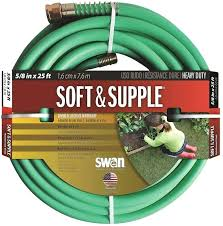 garden hoses swan soft and supple best reviews