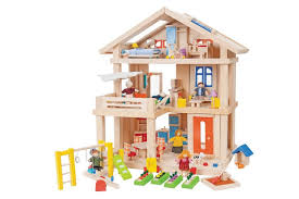 plan toys doll house household accessories set elegant toy house plans free doll house design plans