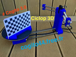 ciclop scanner 3d cogito 2 0