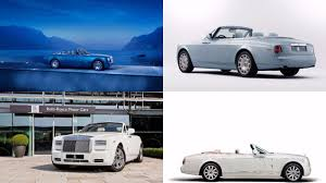 Best Of The Best: Rolls-Royce Phantom Drophead Coupe Special ...