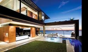modern beach house living. Nice Home Design Ideas And Cool Modern Houses With Outdoor Living In Beach 16 House