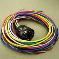 wiring harness for vehicle loop detectors 2500 2420 2500 2420 vehicle loop detector wiring harness