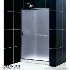 kohler frameless shower doors infinity z x single sliding shower door default name installation instructions kohler sterling