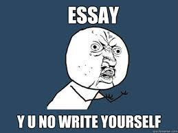 essay write yourself