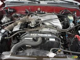 1998 Toyota 4Runner SR5 4x4 3.4 Liter DOHC 24-Valve V6 Engine ...