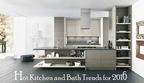 Modern Kitchens Of Syracuse Hot Kitchen And Bath Trends For 2016