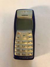 nokia tracfone. nokia rh-36 1100b blue tracfone cell phone tracfone :