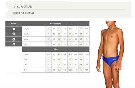 Arena Swimsuit Size Chart 34 Faithful Arena Carbon Pro Size Chart