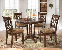 leahlyn 5 piece dinette table with 4 chairs