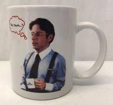 office space coffee mug. Office Space Bill Lumbergh \ Coffee Mug