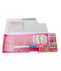 barbie princess charm p box with sharpner