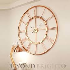 extra large wall clocks clock contemporary skeleton uk extra large wall clocks decorative