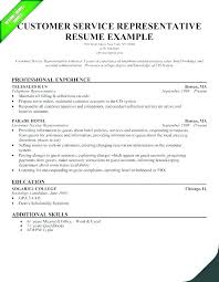 Bistrun Additional Skills Resume Examples Customer Service