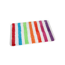 <b>Коврик для ванной</b> комнаты <b>TATKRAFT</b> разноцветный 50х80 см ...