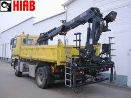 Hiab Hiab 122 Ds 2 Pro B Kran In Oudenburg Belgium