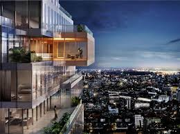 Ultra Modern and Luxurious Thailand Architecture Building Ole