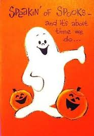 vine cards vine cards fun funny ghost ilration ghost hunters ghosts favorite holiday paranormal old cards