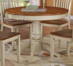 chairs antique white round kitchen table tables design and chairs set antique dining starrkingschool pertaining
