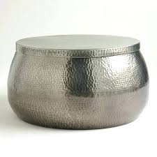 drum coffee tables round drum coffee table silver drum coffee table metal drum coffee table uk drum coffee tables round